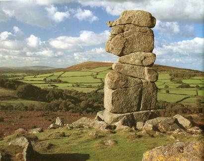 Bowerman stone reference photo
