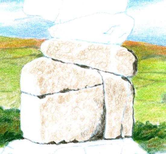 Bowerman stone surface 1